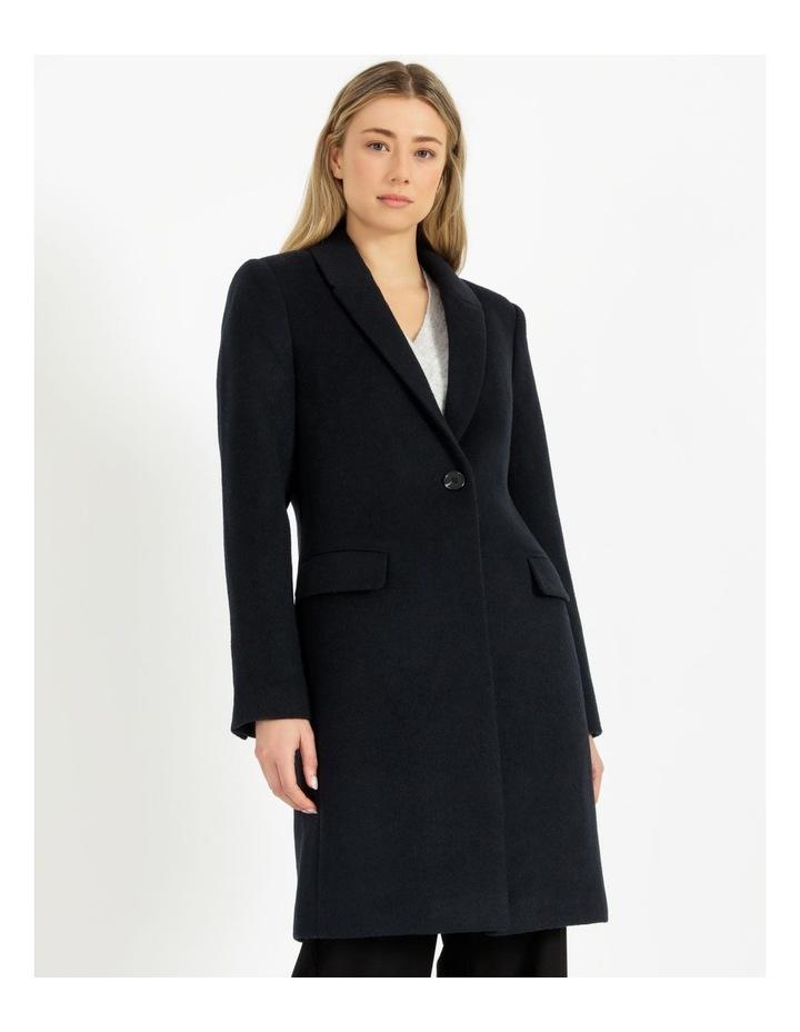 Single Button Coat image 5
