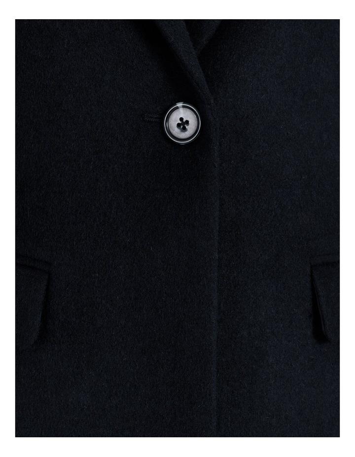 Single Button Coat image 7