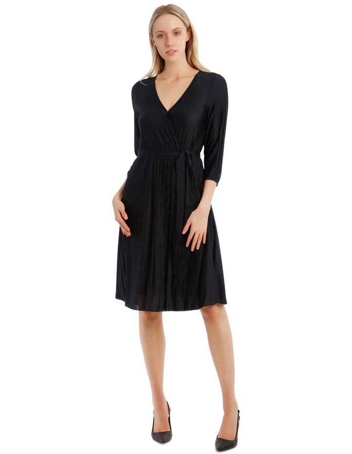 Cross Pleat Dress image 1