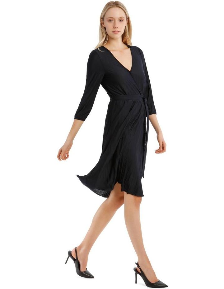 Cross Pleat Dress image 2