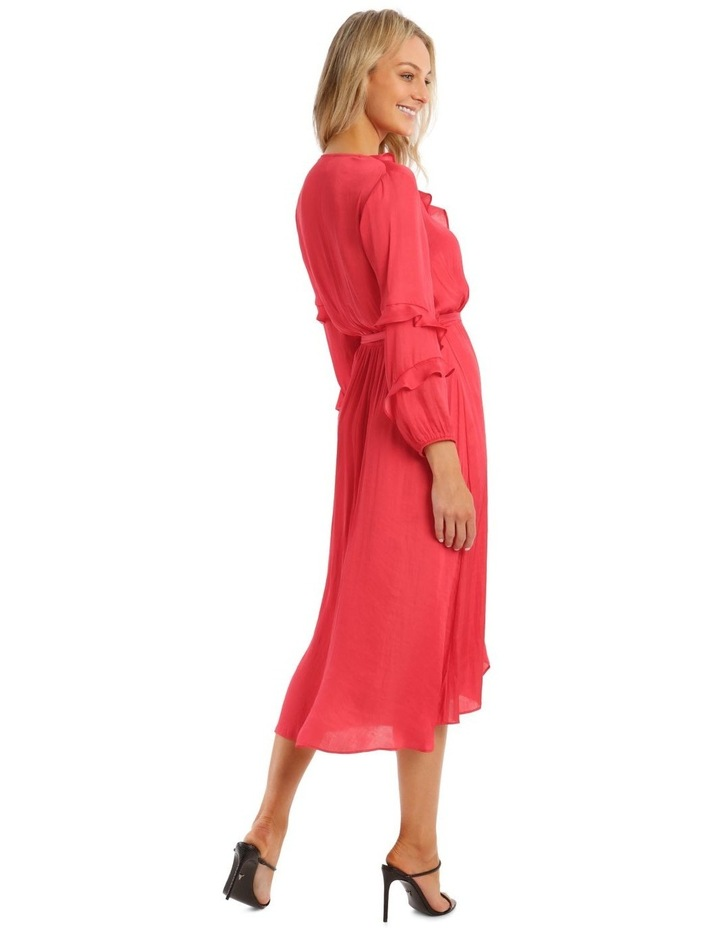 Elastic Waist Ruffle Dress image 3