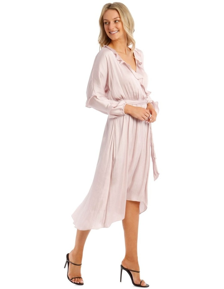 Elastic Waist Ruffle Dress image 2