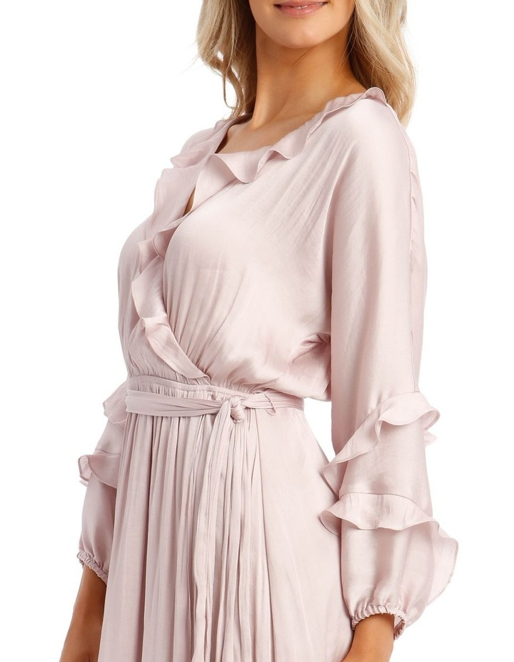 Elastic Waist Ruffle Dress image 4
