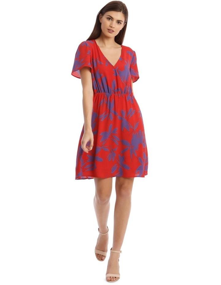 V-Neck Dress image 1
