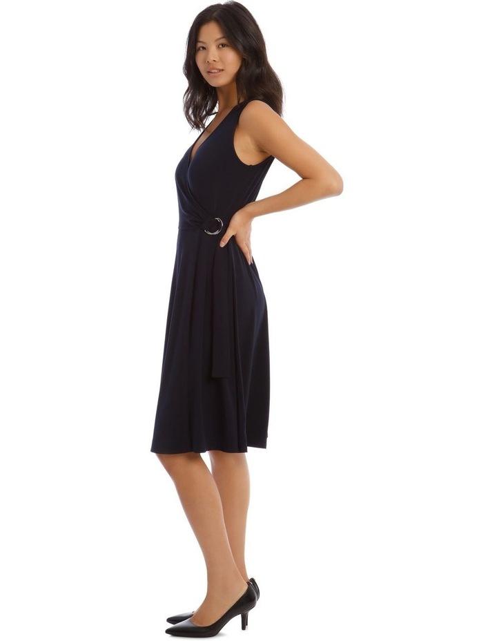 Wrap Midi Dress image 2