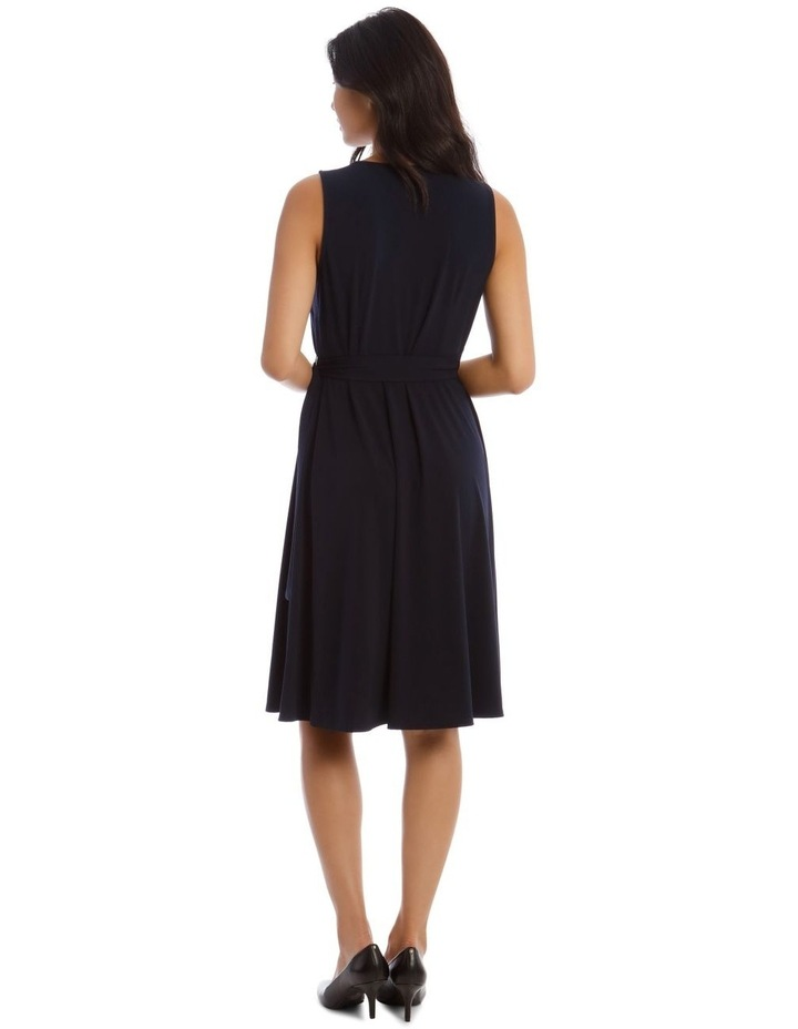Wrap Midi Dress image 3