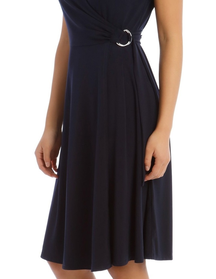 Wrap Midi Dress image 4