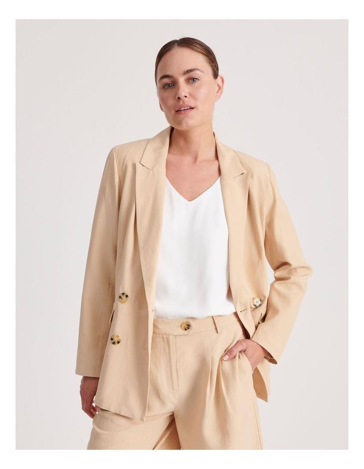 Soft Linen Blazer image 1