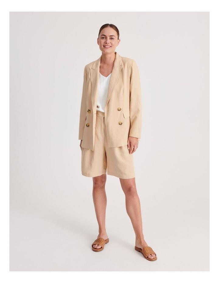 Soft Linen Blazer image 2
