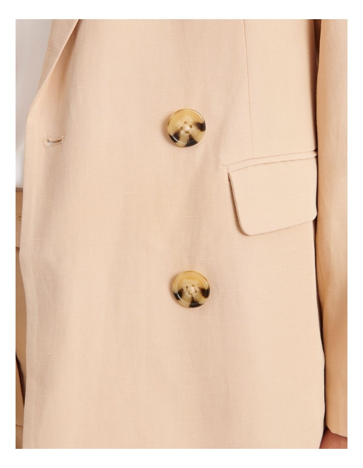 Soft Linen Blazer image 5