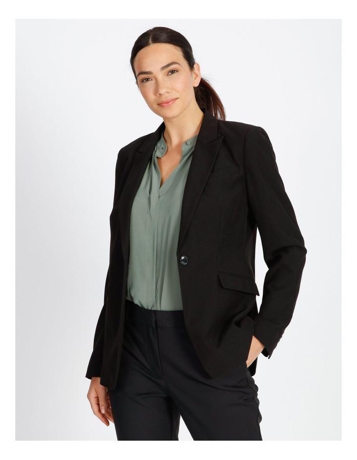 Single Button Suit Jacket image 1