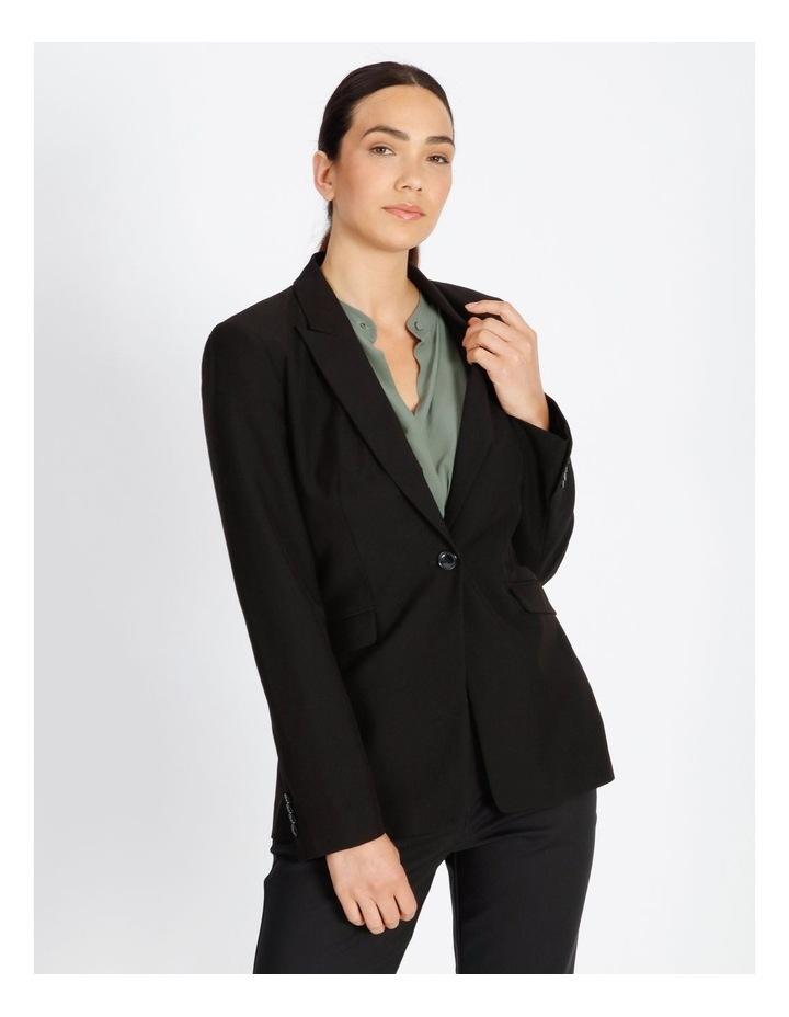 Single Button Suit Jacket image 3