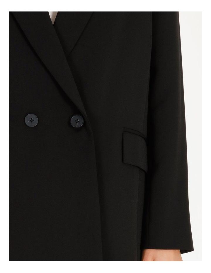 Oversized Double-Breasted Blazer image 4
