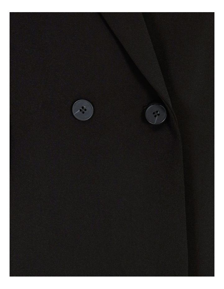 Oversized Double-Breasted Blazer image 5