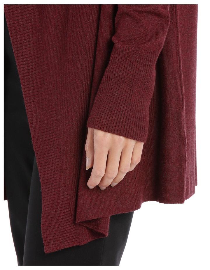 Essential Drape Front Cardigan image 4