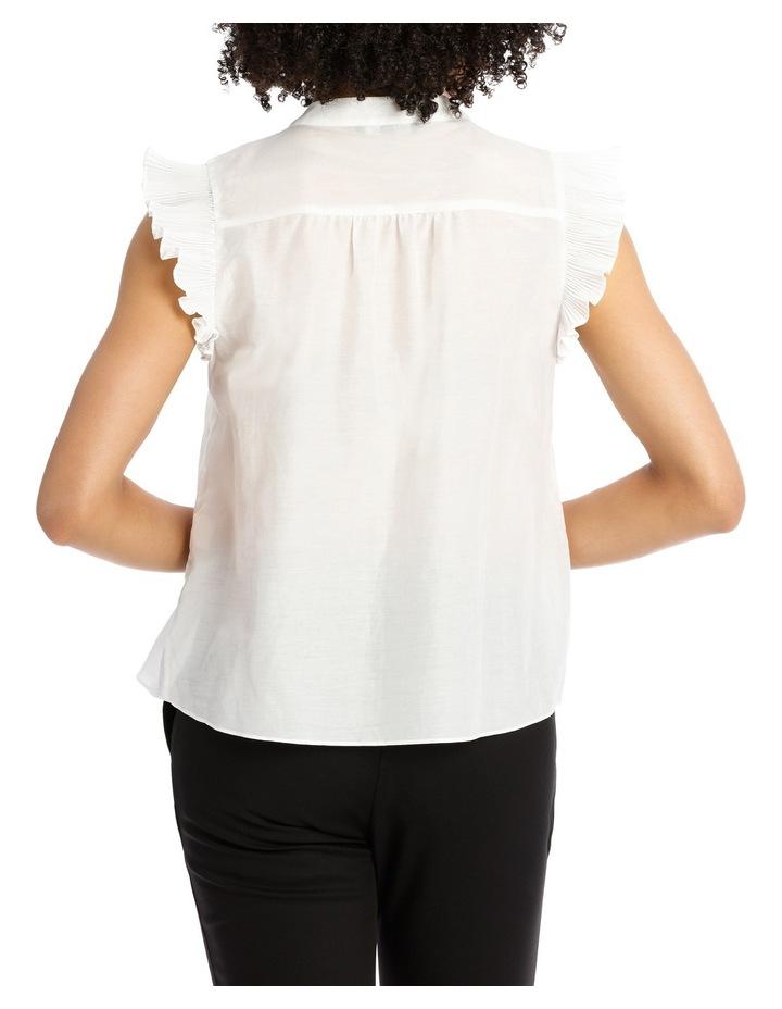 Plisse Silk Cotton Shirt image 3