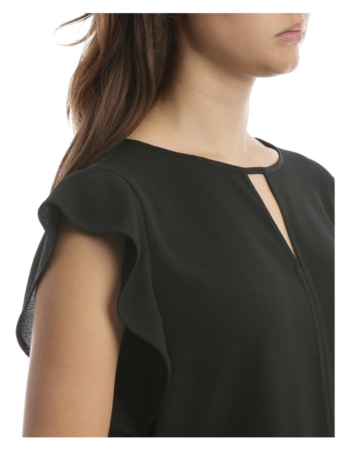 Must Have Crepe Frill Top image 4
