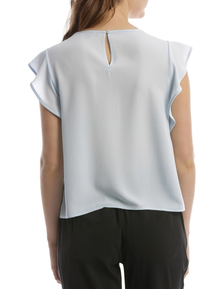 Must Have Crepe Frill Top image 3