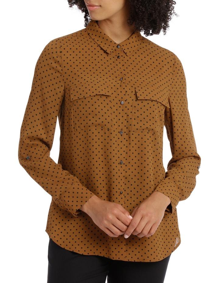 Double Pocket Soft Shirt Print image 1
