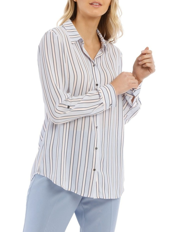 Double Pocket Soft Shirt Print image 1