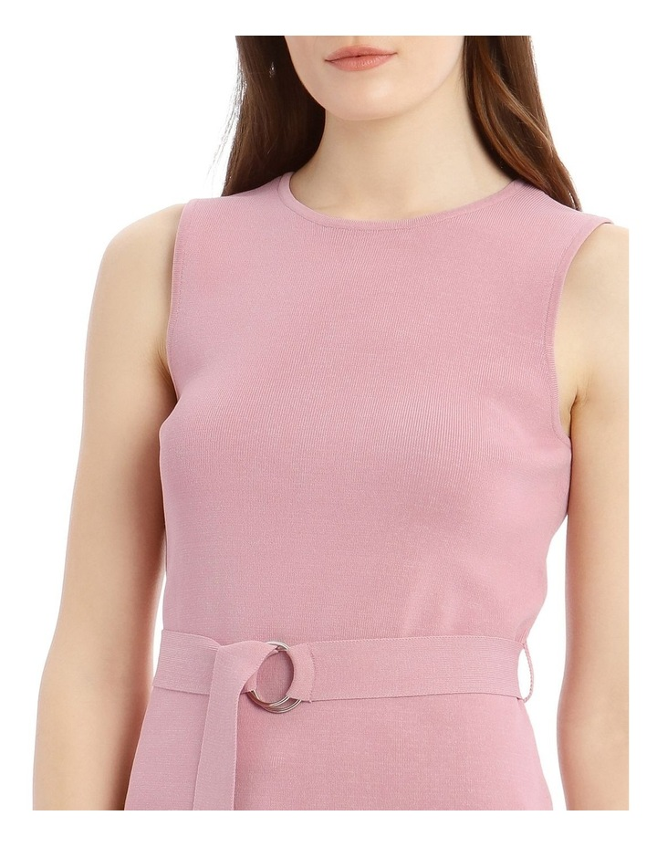 Milano D-Ring Belted Top image 4