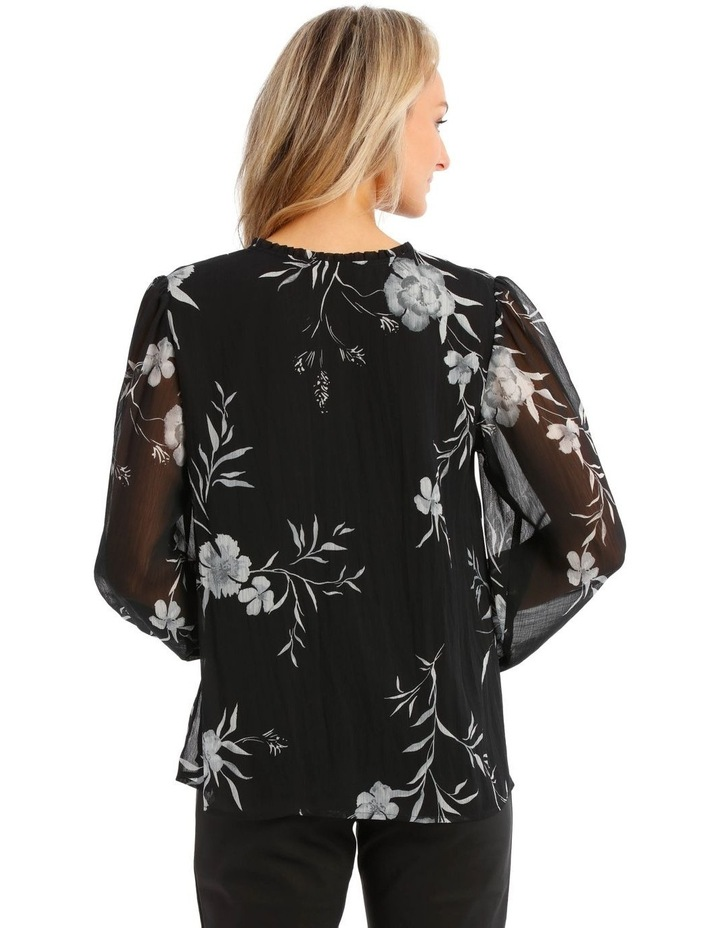 Youru Printed Blouse image 3
