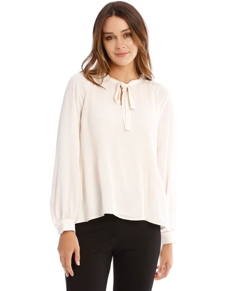 Pleated Blouse image 1