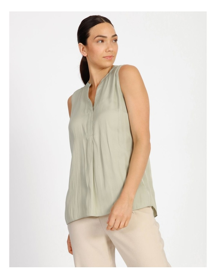 Sleeveless High Low Top image 1