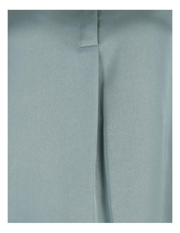 Satin Long Sleeve Blouse image 6