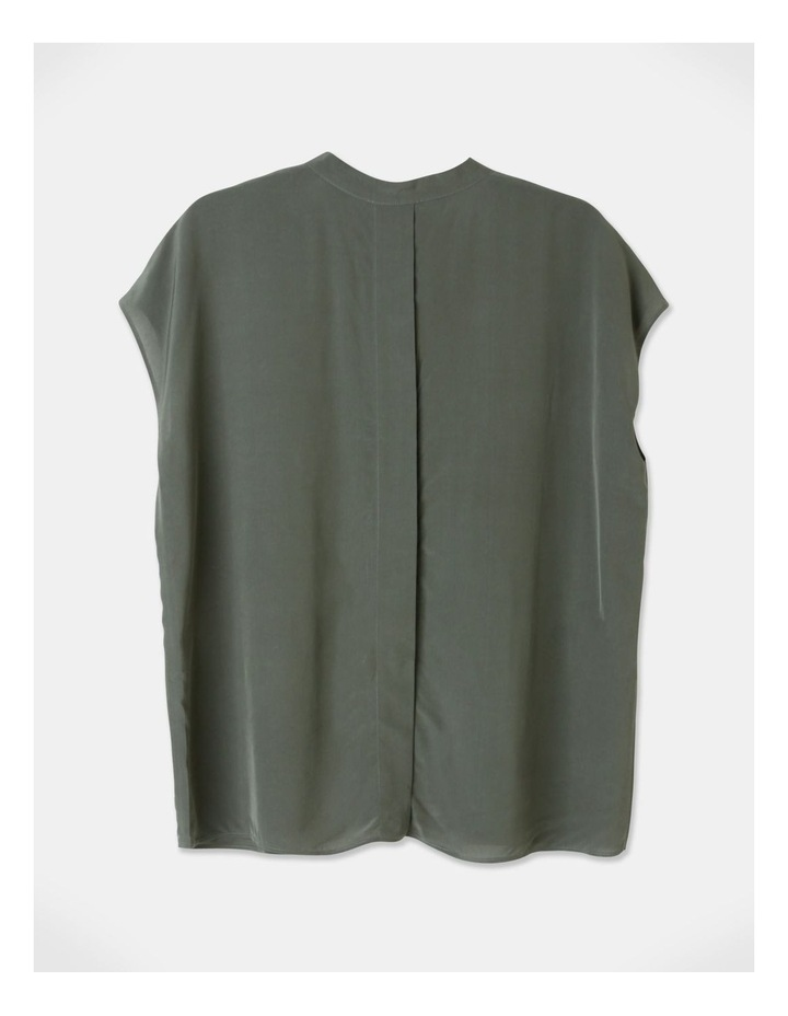 Boxy Grown On Blouse image 3