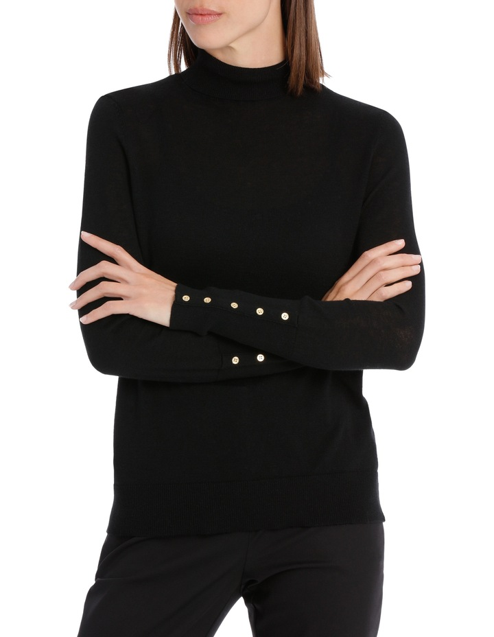 Essential Roll Neck Jumper image 1