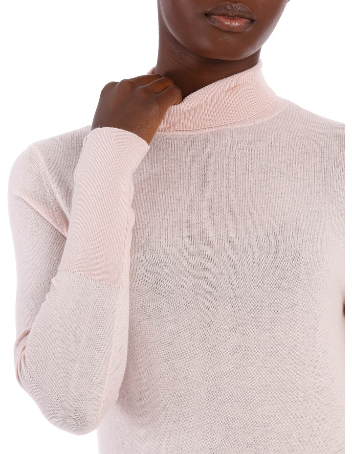 Essential Roll Neck Jumper image 4