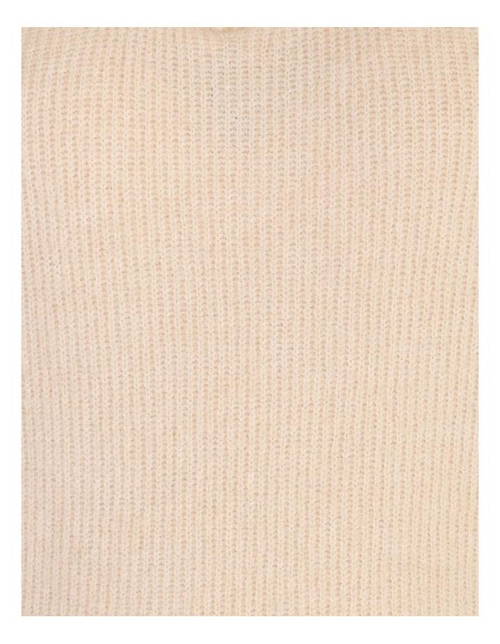 Ribbed Zip Through Knit image 5