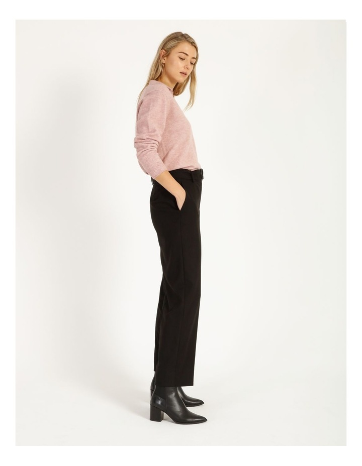 Placket Front Collared Knit image 4