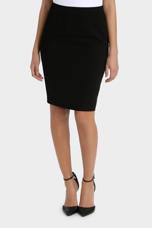 Basque Petites - Essential Pencil Skirt