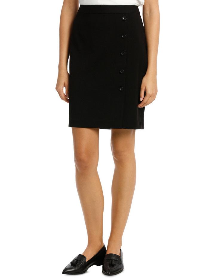 Frill Hem Prism Suit Skirt image 1