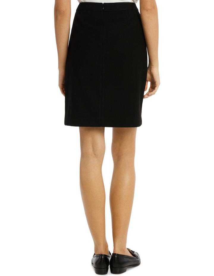 Frill Hem Prism Suit Skirt image 3