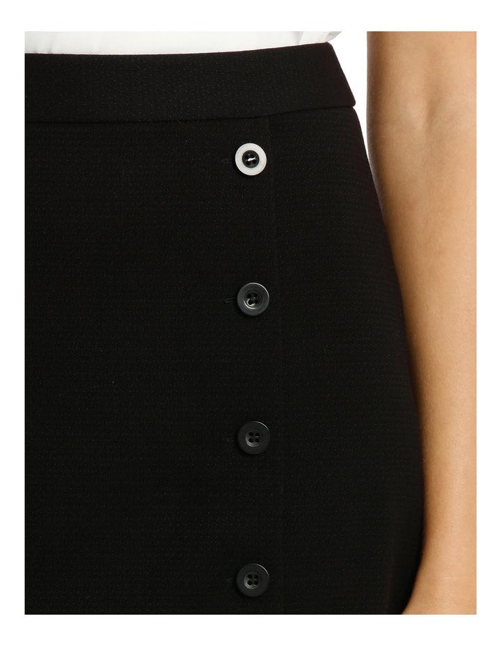 Frill Hem Prism Suit Skirt image 4
