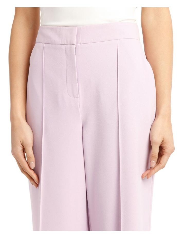 Wide Leg Crepe Pant image 4