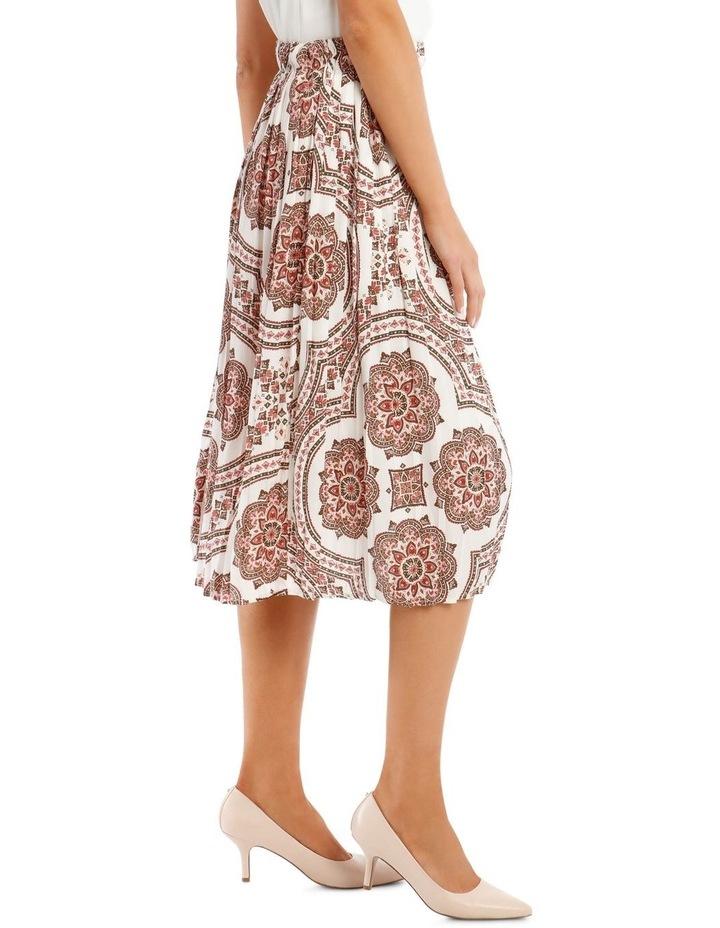Gathered Vintage Skirt image 2