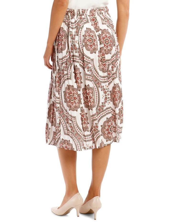 Gathered Vintage Skirt image 3