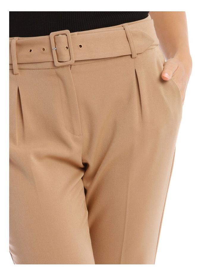 Straight Leg Twill Pant image 4