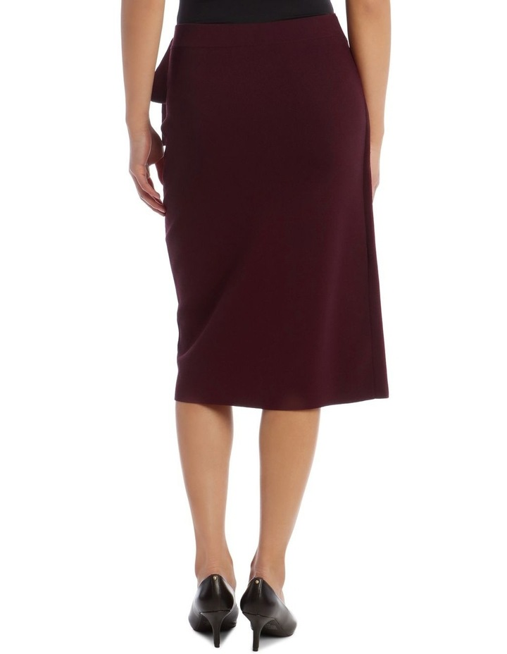 Tie Side Milano Skirt image 3