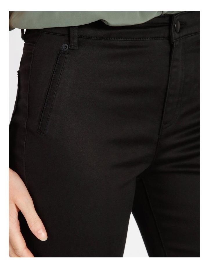 Polished Slim Leg Jean image 5