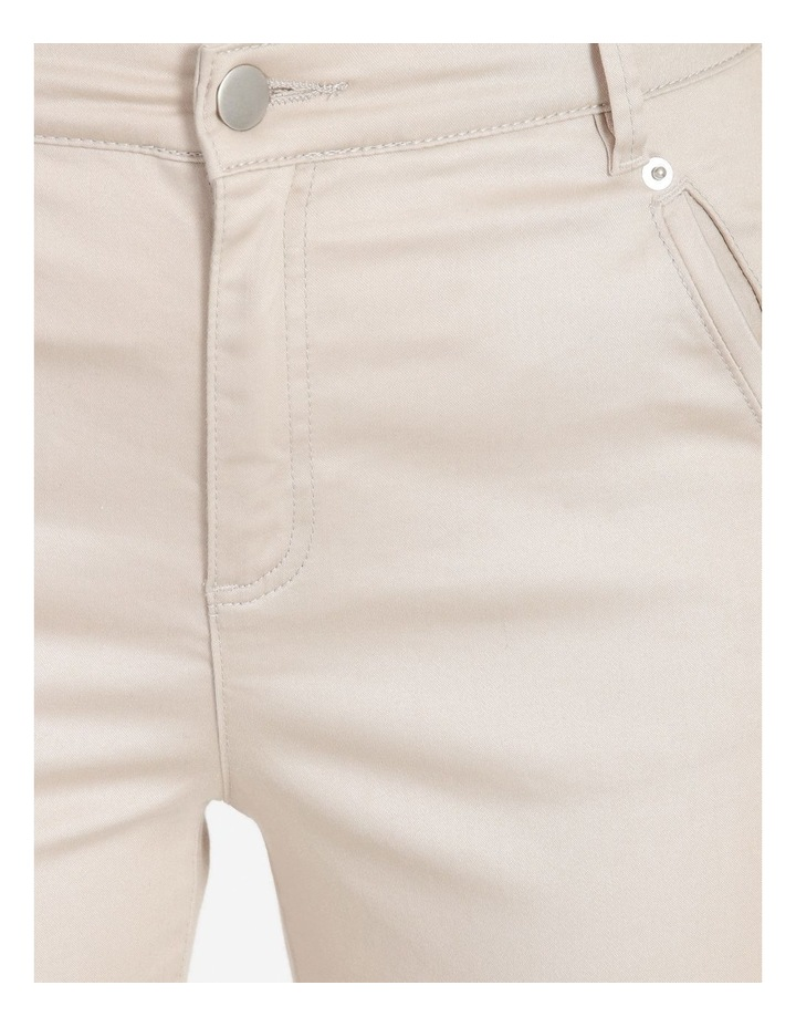 Polished Slim Leg Jean image 6