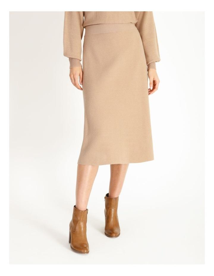 Soft Knitted Skirt image 1
