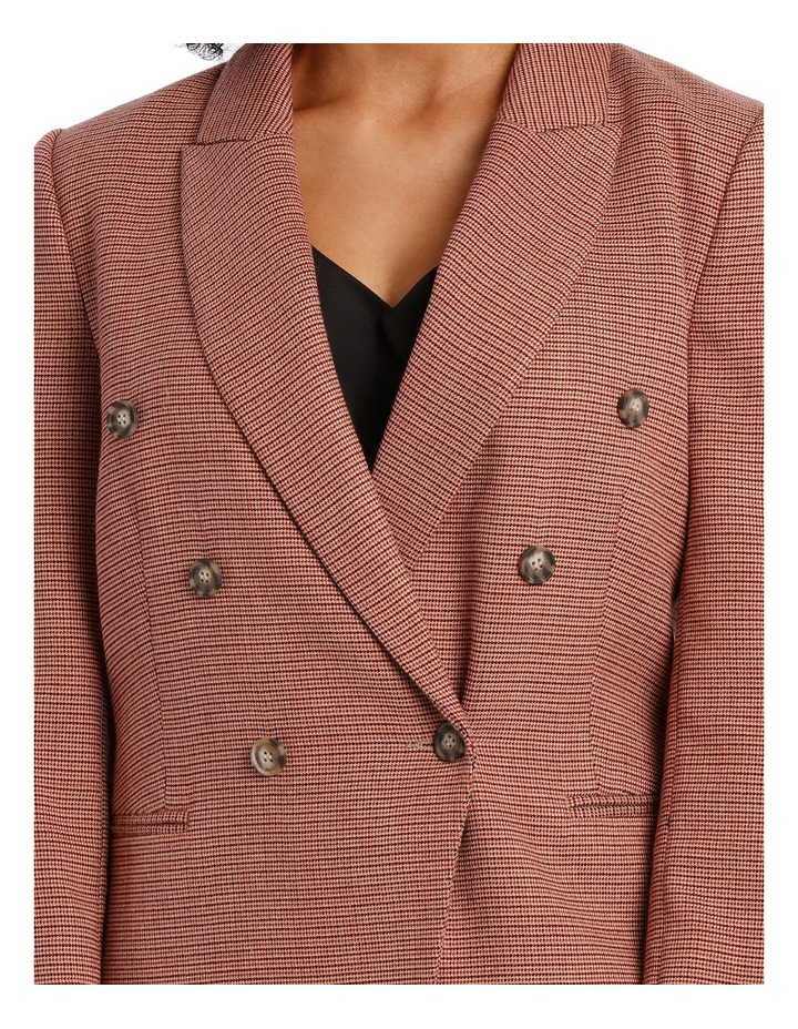 Small Check Coat image 4