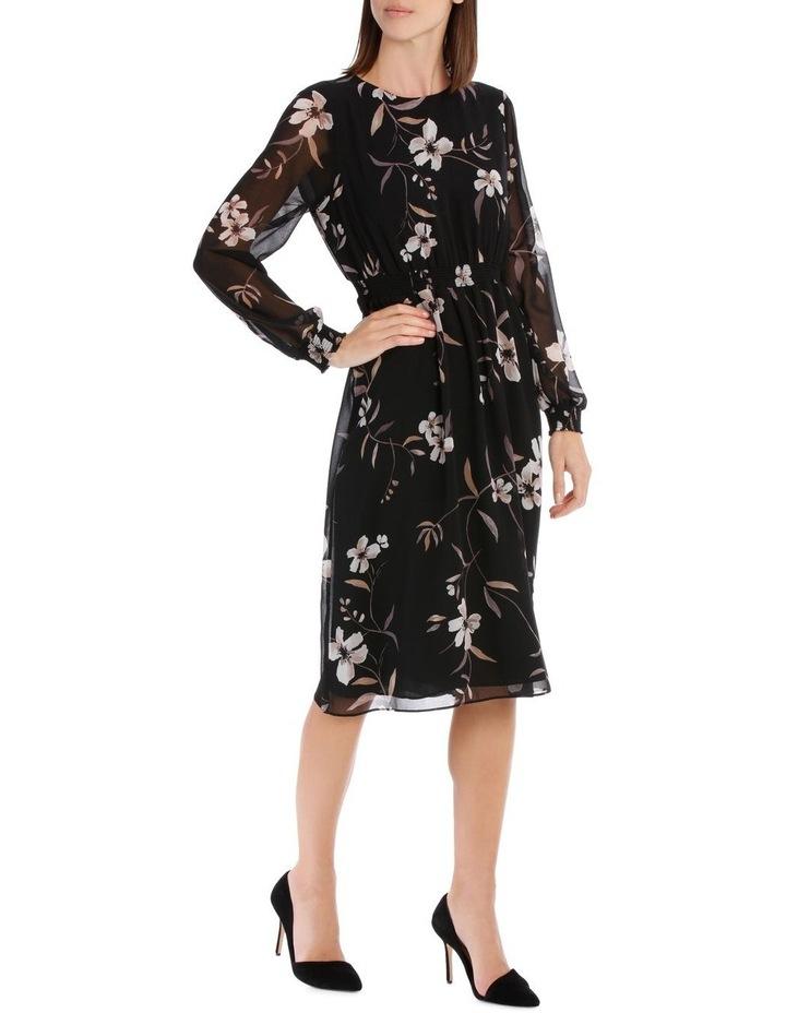 Floral Printed Midi Dress image 2