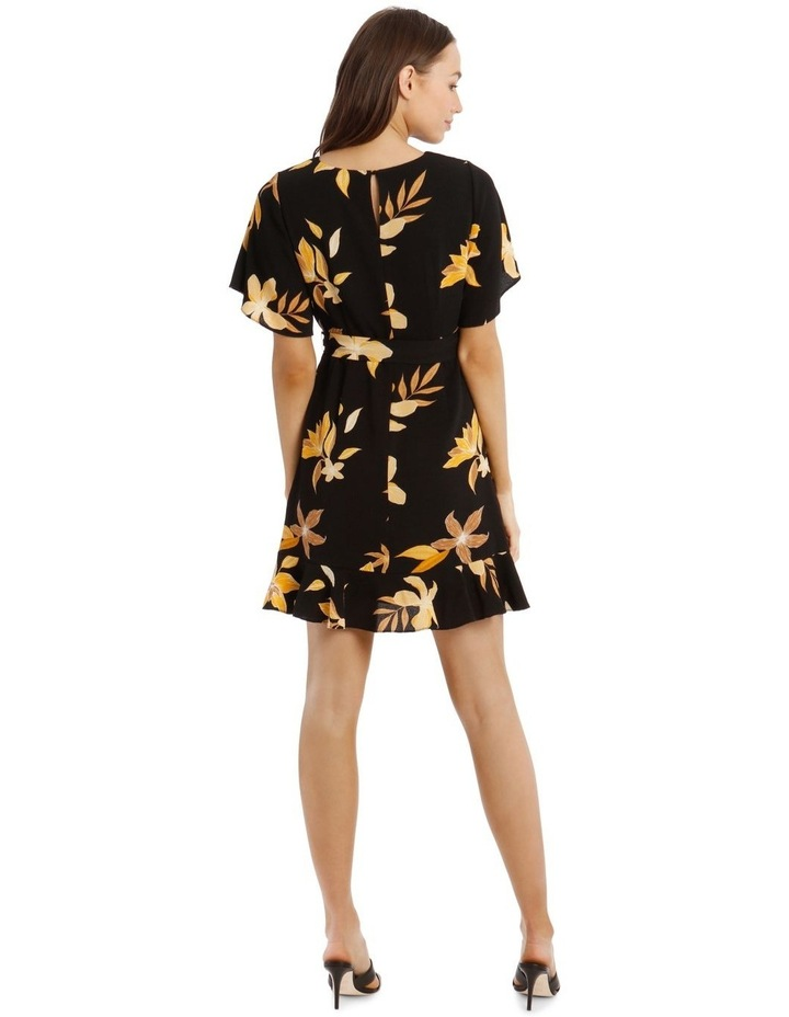 Flutter Sleeve Shift Dress image 3
