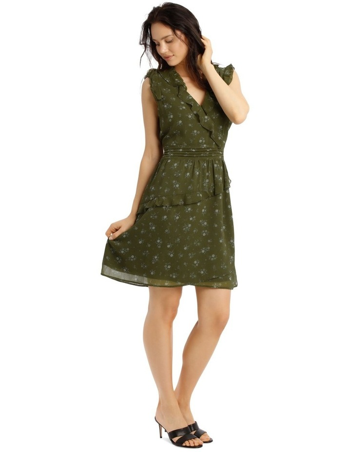 Ruffled Mini Dress image 2